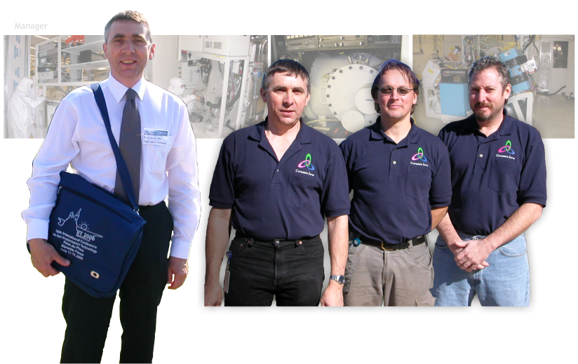 Welcome to Complete Ions Ltd. the no. 1 supplier of implant solutions around the world, Peter Lovering, Managing Director